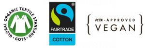 Certificados Gost, Fairtrade y Peta