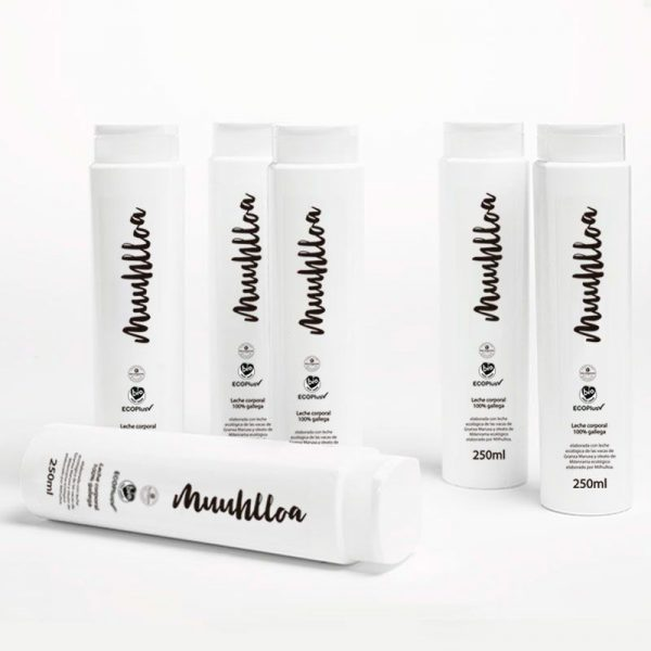 Crema corporal ecológica de Muuhlloa