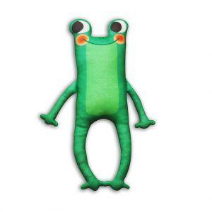 Muñeco infantil ecológico