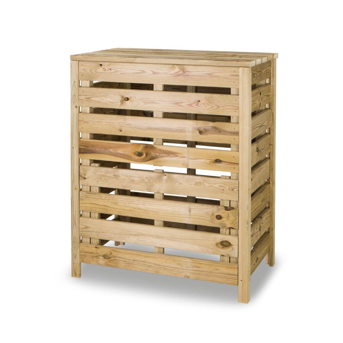 Compostadora ecológica para hacer compost casero