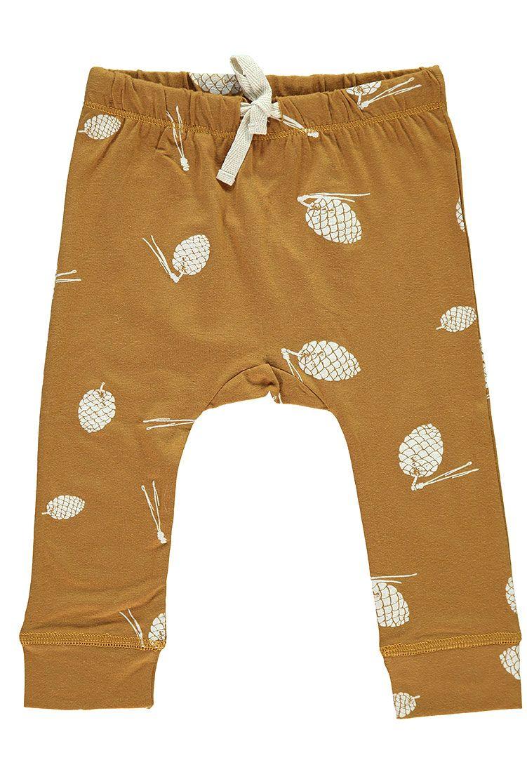 Pantalón bebé algodón orgánico
