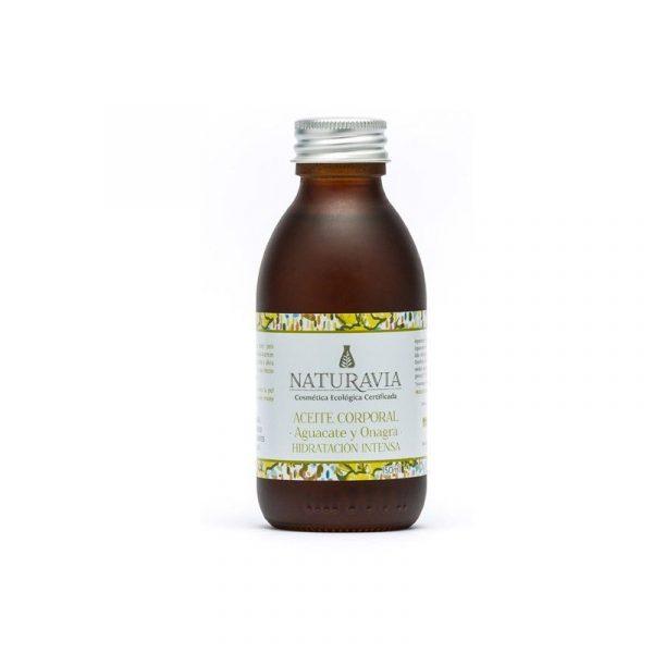 Aceite de aguacate y onagra para piel atópica