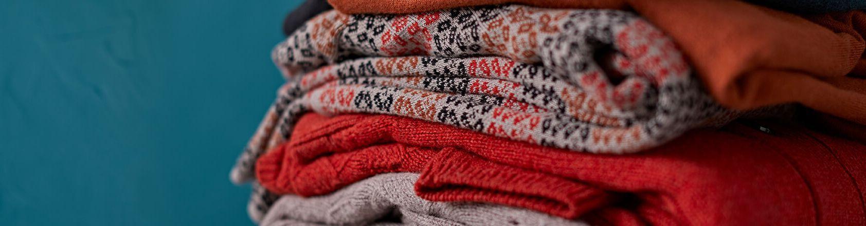 Calcetines de lana para pies fríos