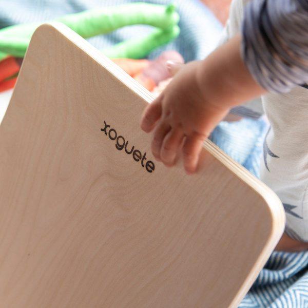 Tabla curva madera
