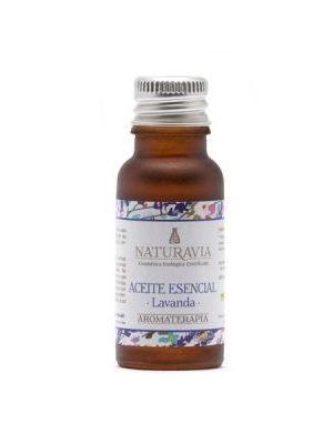 Aceite esencial de lavanda para aromaterapia