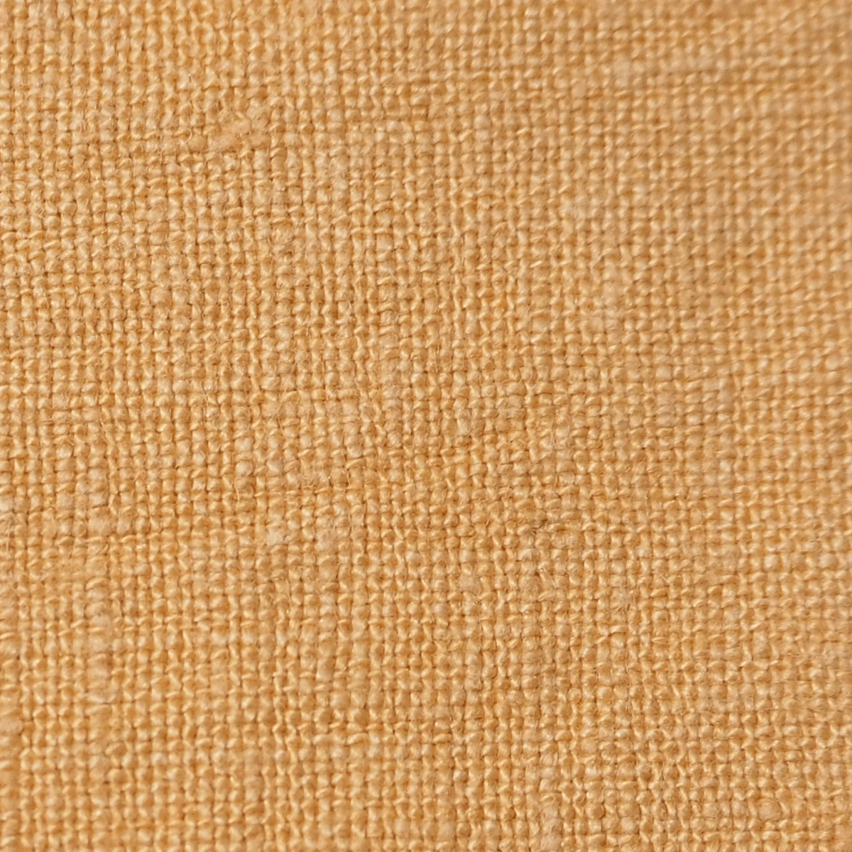 Lino color naranja