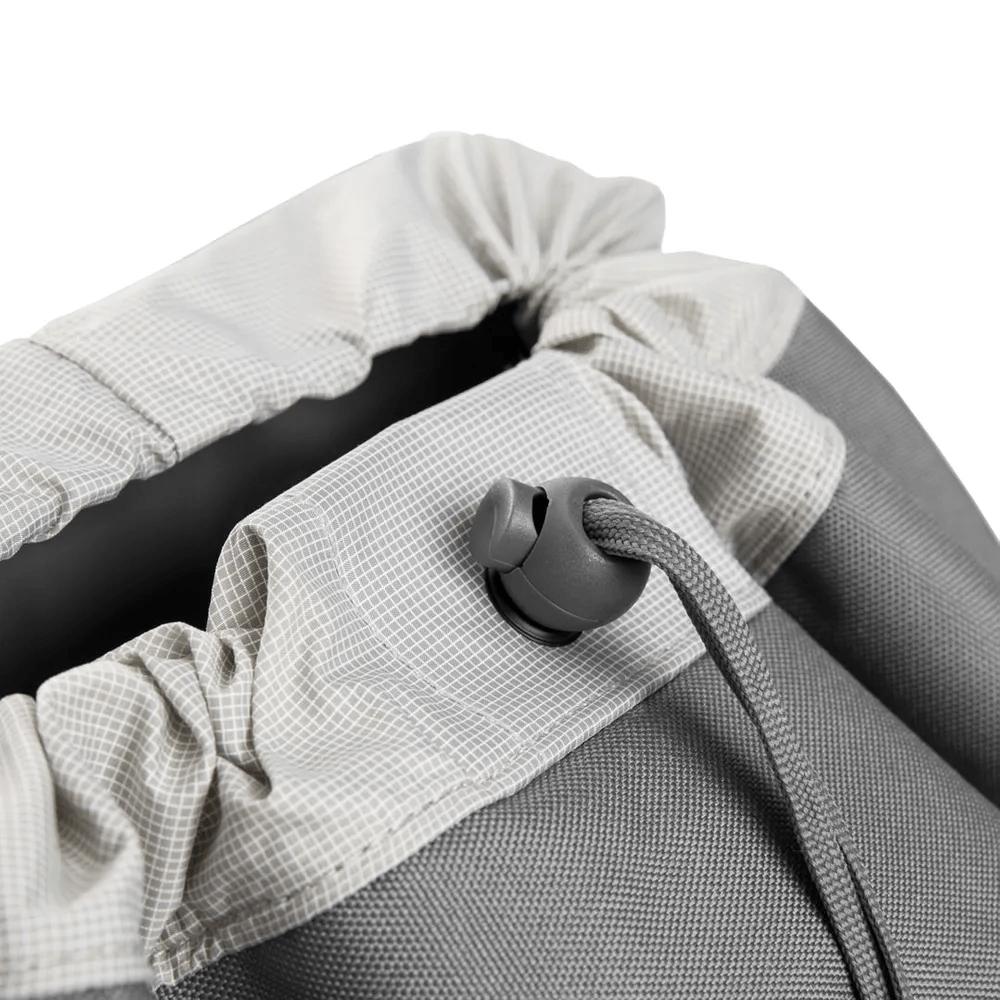 Mochila portátil con cierre saco