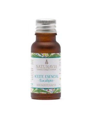 Aceite esencial de eucalipto ecológico