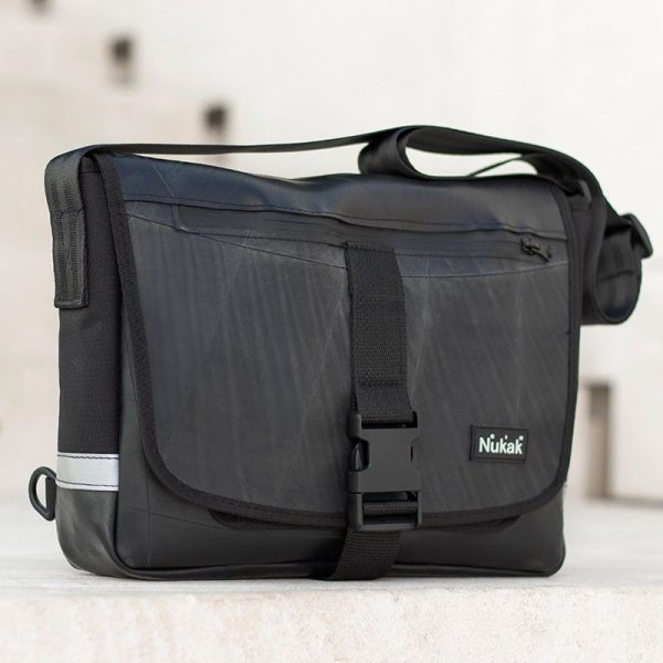 Bandolera bolso color negro