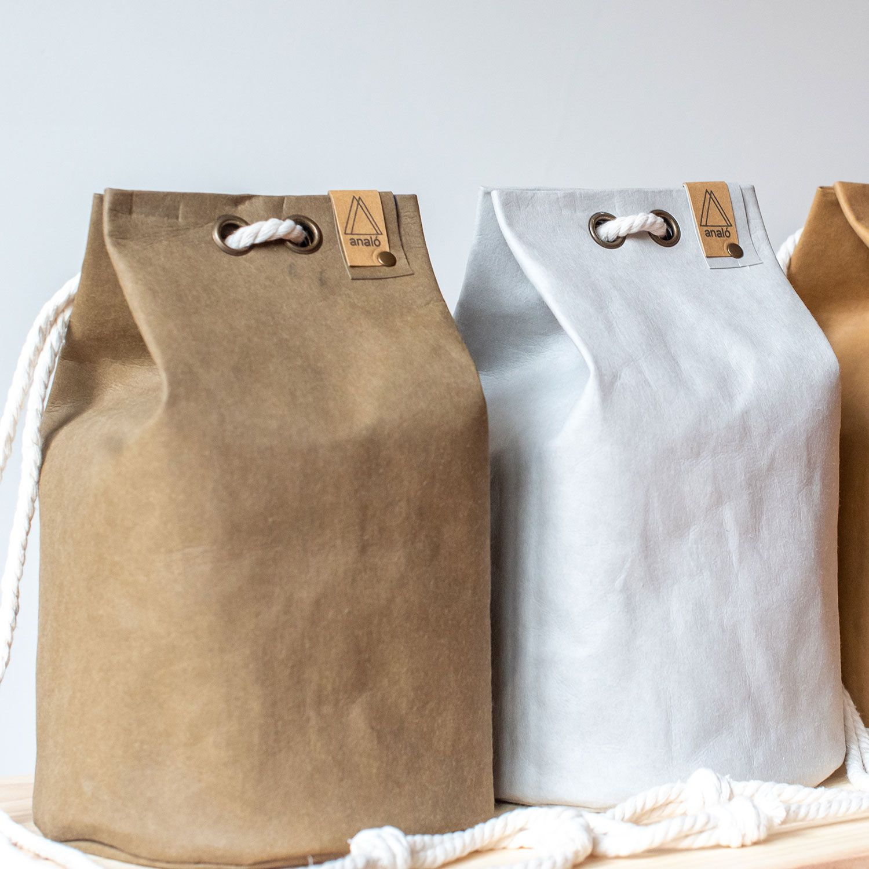 Bolso mochila saco ecológico