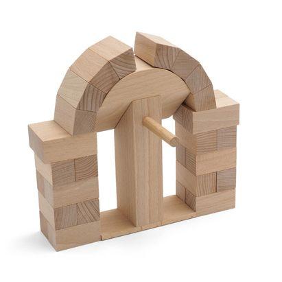 Juego de arquitectura construcción