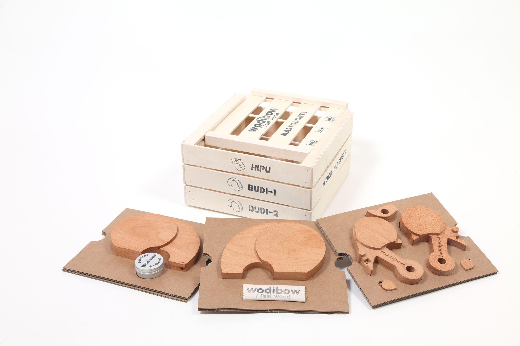 Puzzle hipopótamo packaging