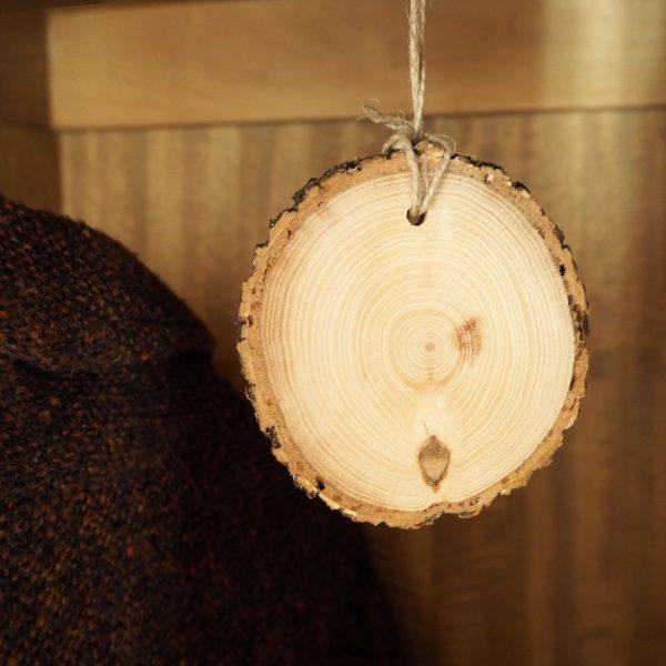 Ambientador natural colgante para el armario