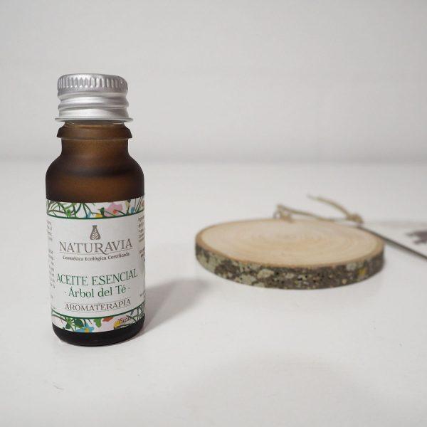 Ambientador natural con aceite esencial de árbol de té