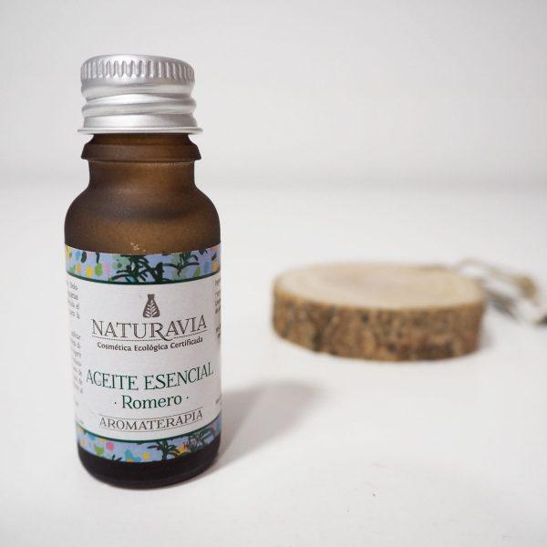 Ambientador natural con aceite esencial de romero