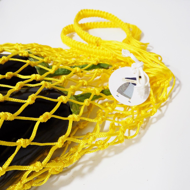 Bolsa Cholita Corme amarilla