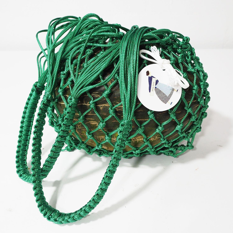Bolsa Cholita Corme verde