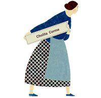 Marca gallega Cholita Corme