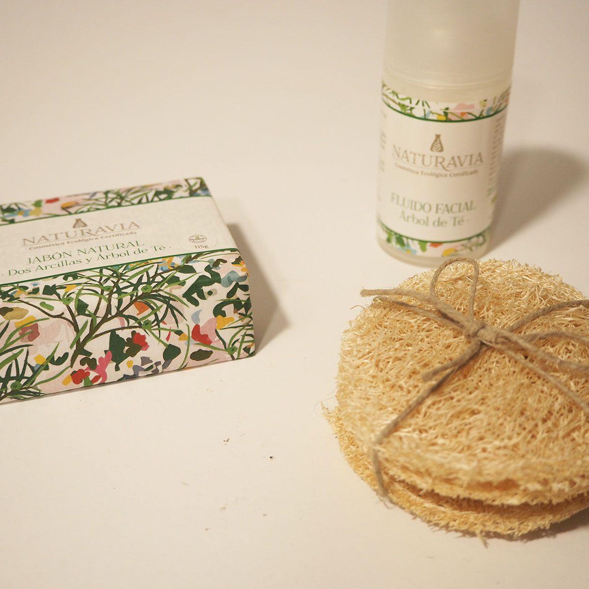 Árbol de té pack pieles grasas ecológico