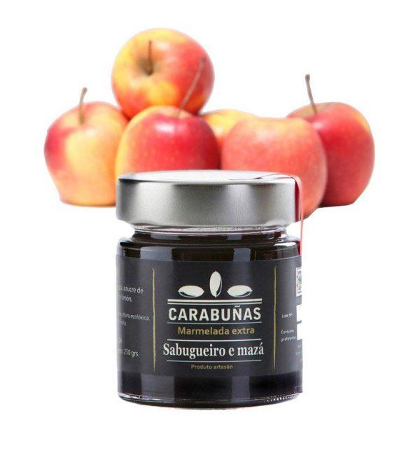 Manzanas para mermelada de saúco