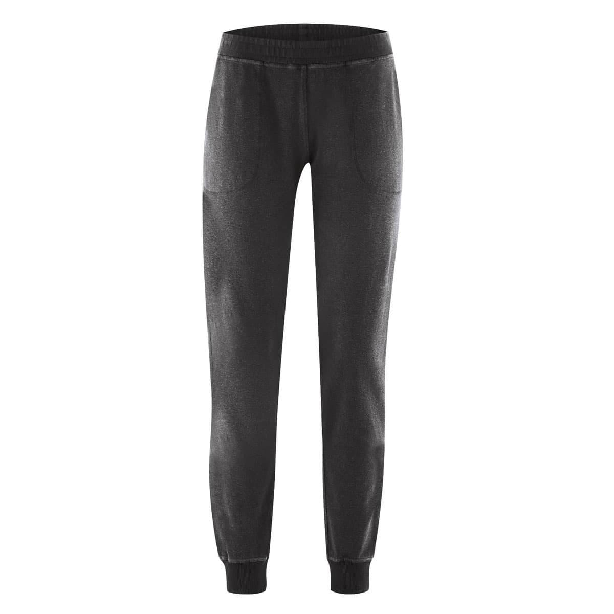 Pantalones yoga mujer negro