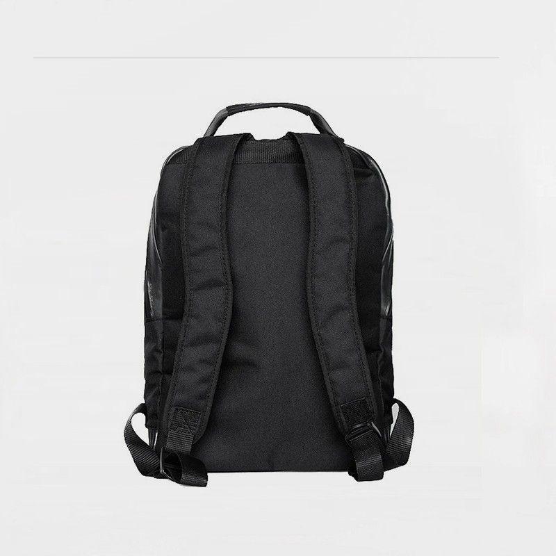 Vista trasera mochila sostenible Nukak