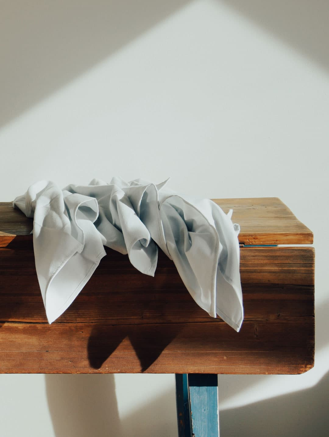 Servilletas tela algodón orgánico Hazia