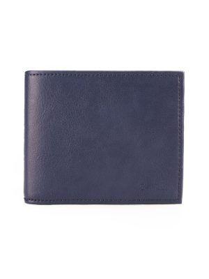 Cartera billetera color azul
