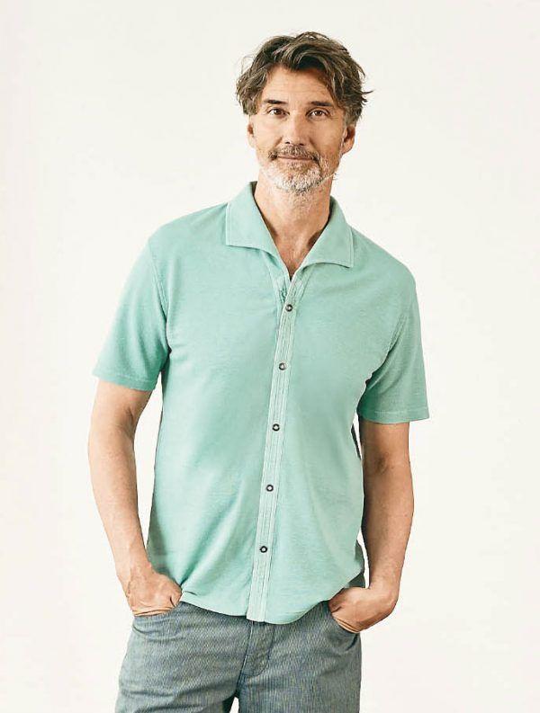 Camisa de verano para hombre
