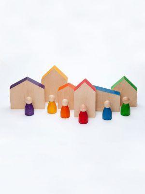 Casas y Nins de Grapat