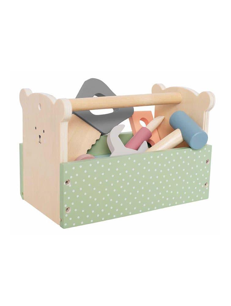 Caja herramientas juguete