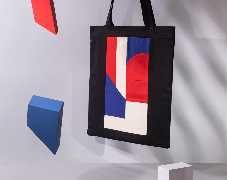 Tote bag upcycling