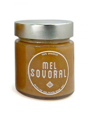Miel cruda de alta montaña ecológica de Sovoral