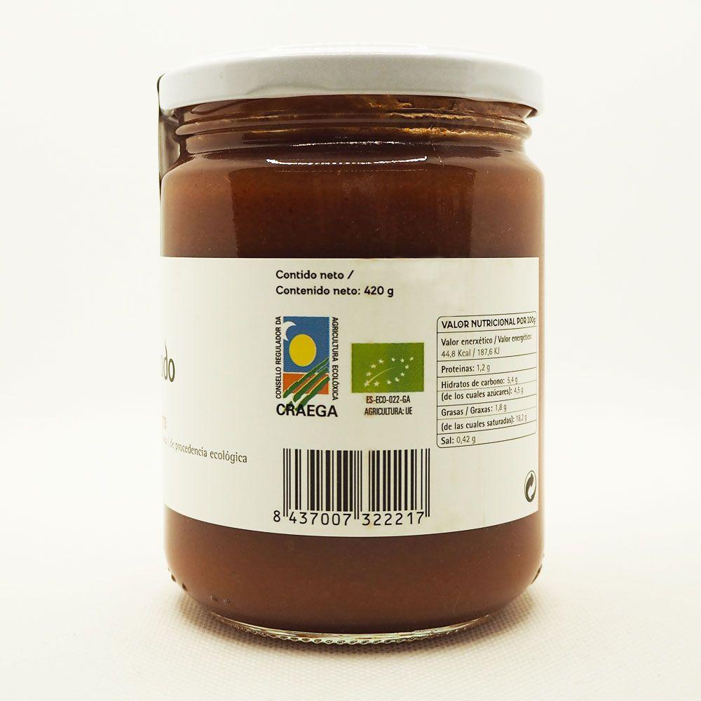 Tomate frito ecológico certificado